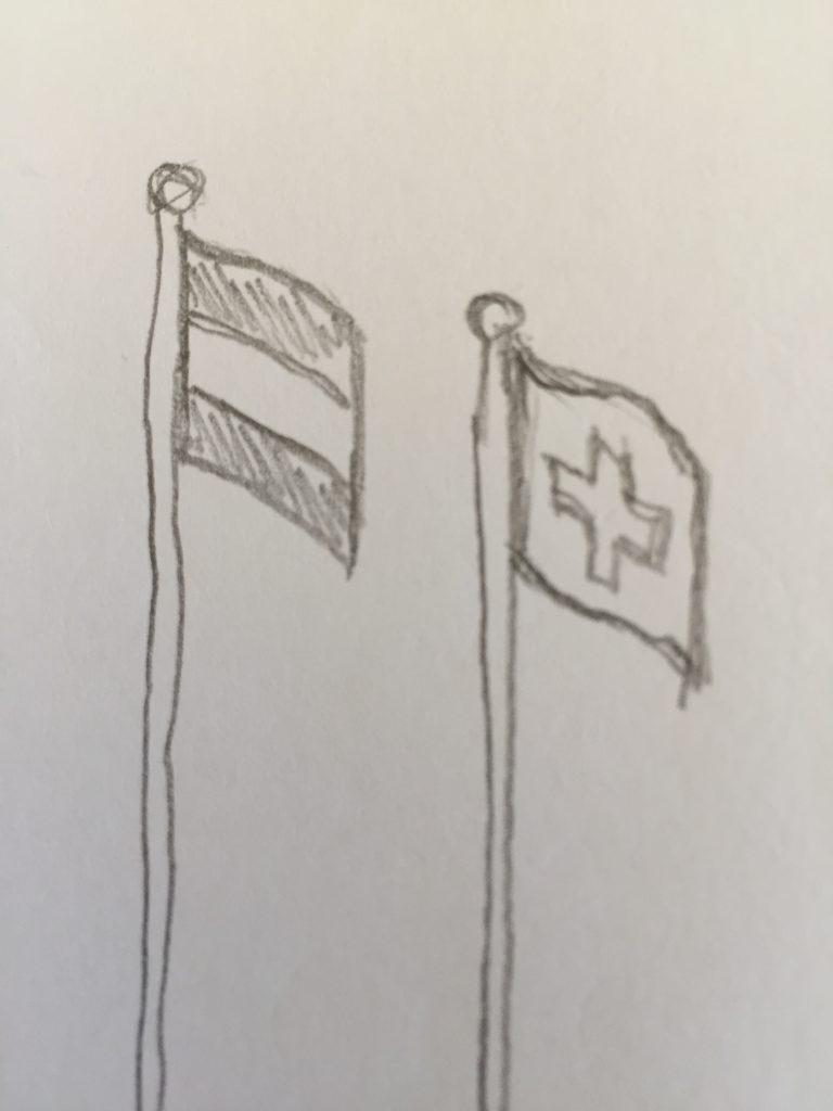 Flagge Oder Fahne – Kennt Ihr Den Unterschied? – Philip Salzmann verwandt mit Unterschied Fahne Flagge