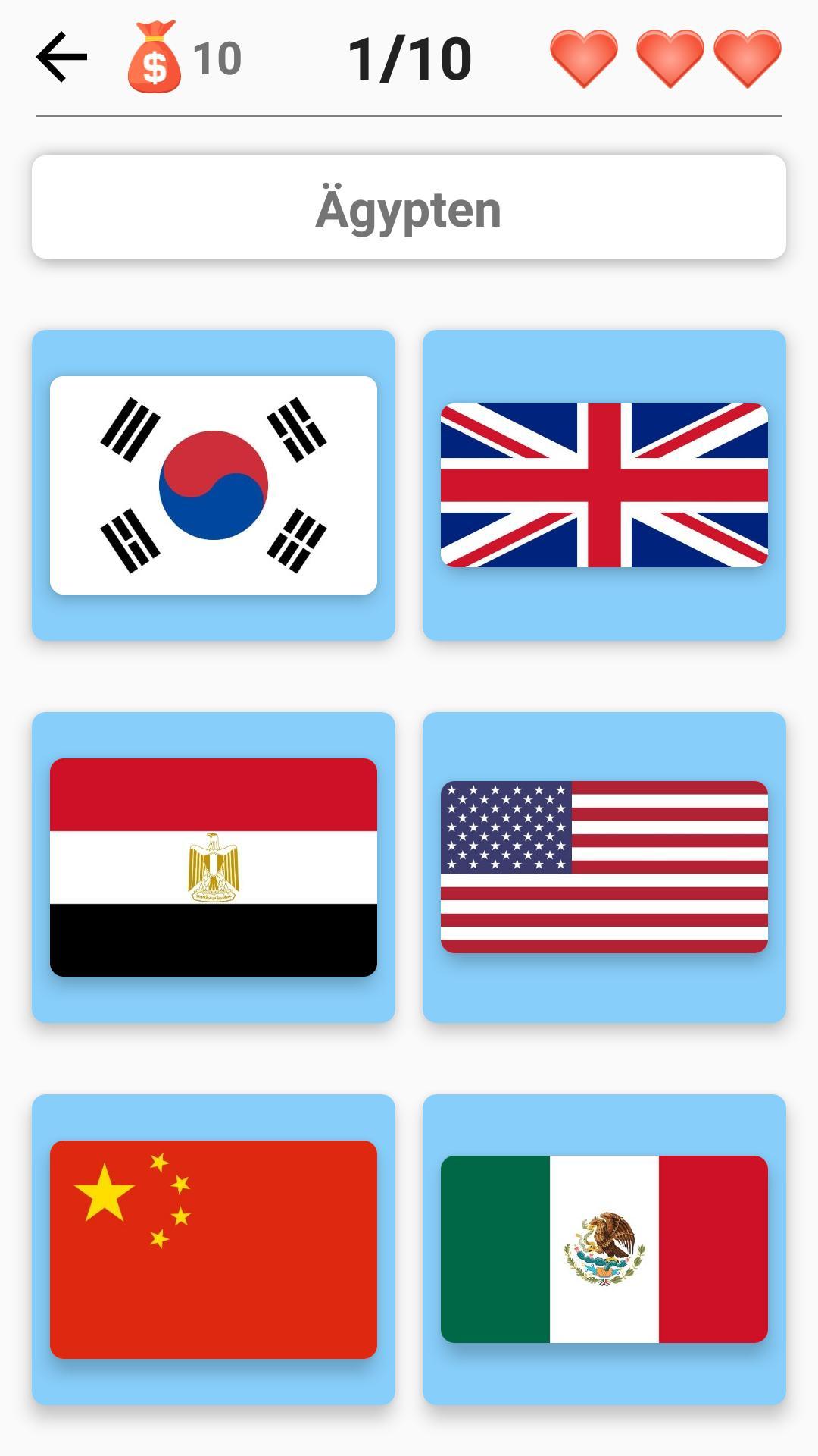 Flaggen Aller Länder Der Welt Nationalflaggen-Quiz Für bestimmt für Flaggen Der Welt Download