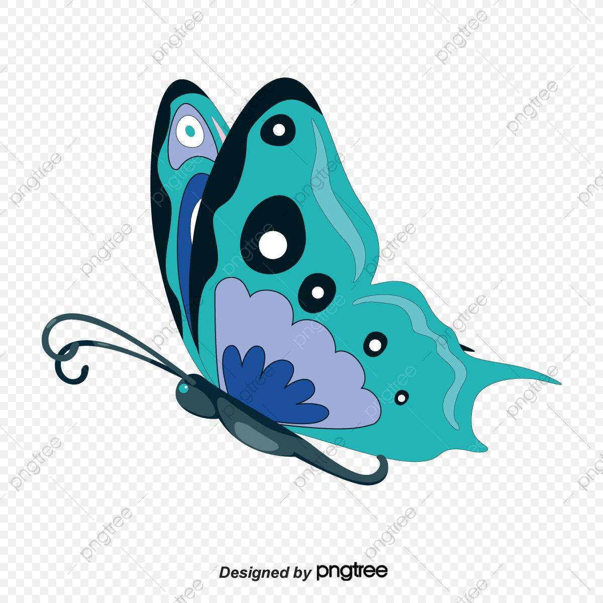 Fliegender Schmetterling Clipart, Schmetterling Vector über Schmetterlinge Clipart