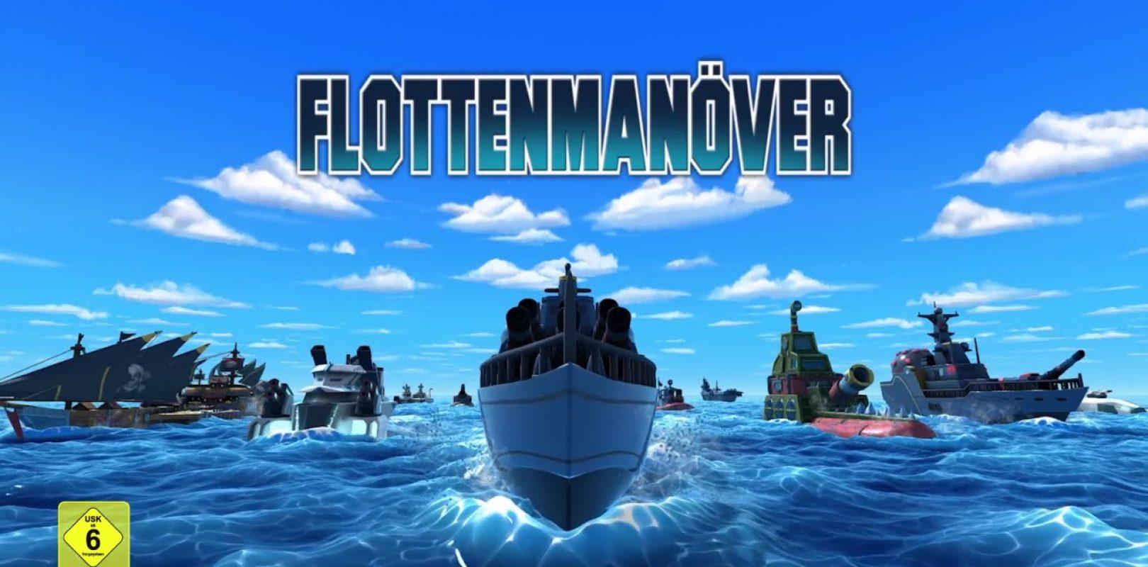 """Flottenmanöver - Das """"schiffe Versenken"""" Im Test - Mde Gaming bei Flottenmanöver Online"""