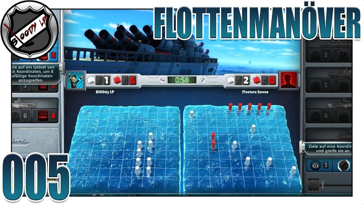 Flottenmanöver [Deutsch/german] #005 - Ratlos Auf See ★ Let's Play Schiffe  Versenken bestimmt für Flottenmanöver Online