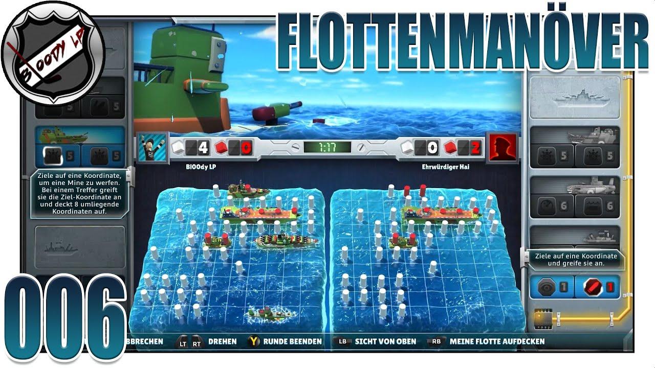 Flottenmanöver [Deutsch/german] #006 - Auf Den Weg Gebracht ★ Let's Play  Schiffe Versenken bei Flottenmanöver Online