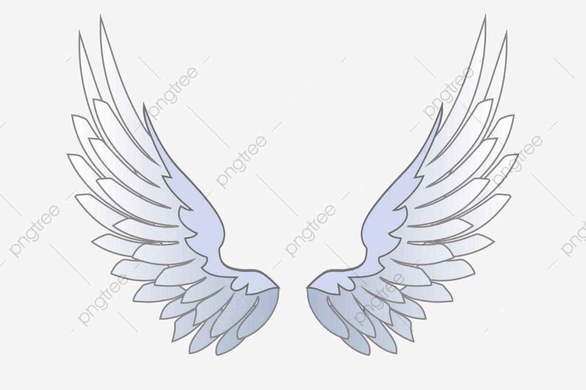Flügel Png Bilder | Vektoren Und Psd Dateien | Kostenloser über Engelsflügel Gezeichnet