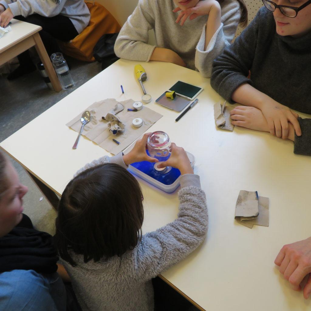 Forschen Im Kindergarten - Bildungshub.wien bei Naturwissenschaftliche Angebote Im Kindergarten