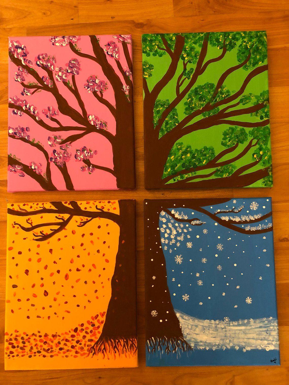 Four Seasons Tree   Baumbilder, Jahreszeiten, Baum Des verwandt mit 4 Jahreszeiten Baum