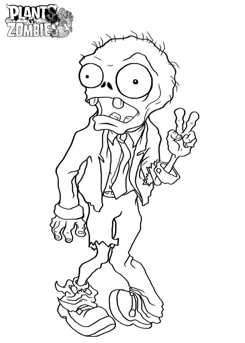 zombie bilder zum ausmalen - kinderbilder.download