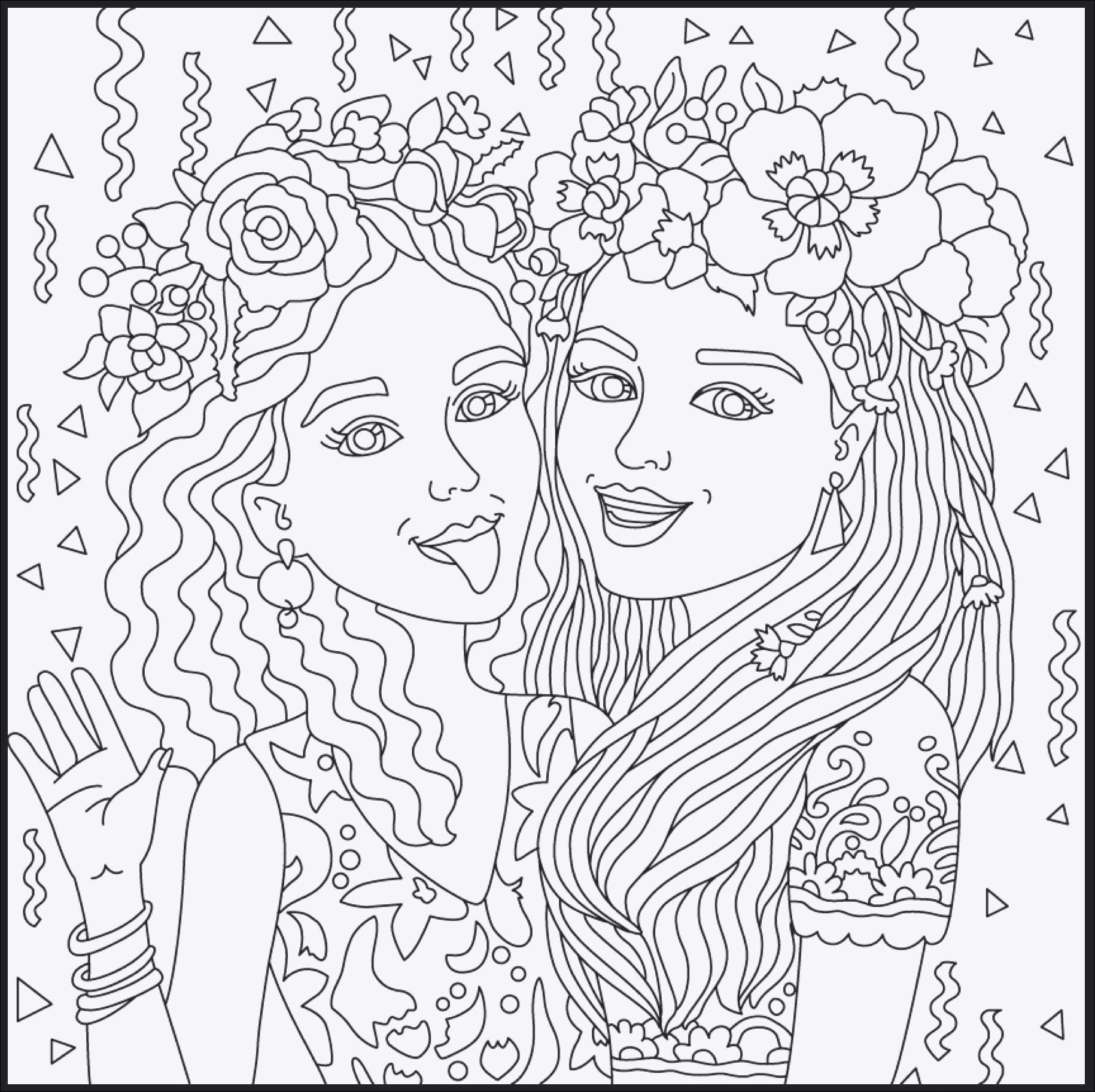 Frisch Ausmalbild Junge Und Mädchen | Cute Coloring Pages bestimmt für Ausmalbild Mädchen