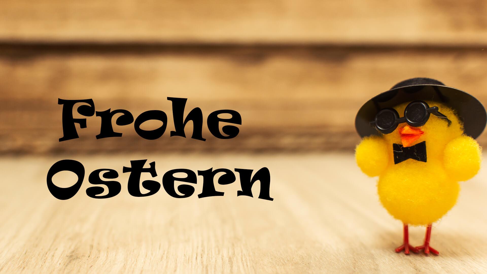 """Frohe Ostern!"""" Whatsapp-Grüße: Bilder An Familie Und Freunde für Lustiges Zu Ostern"""