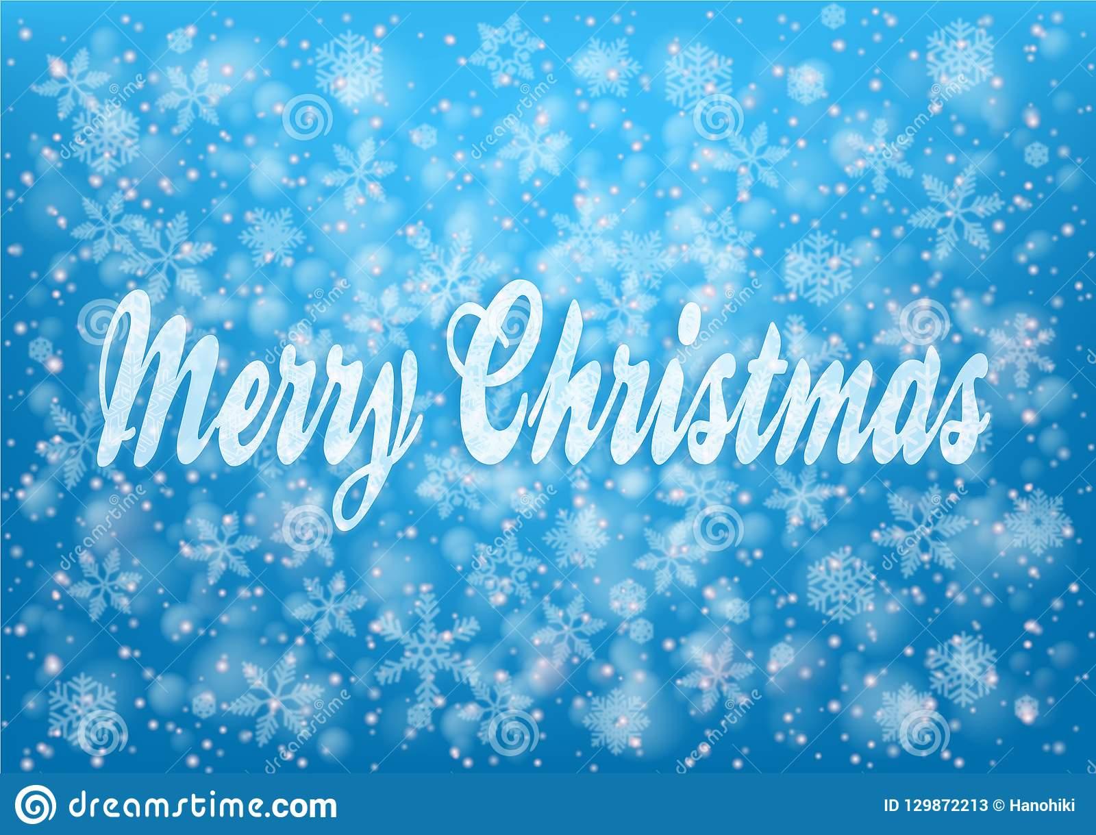 Frohe Weihnacht-Karte - Text Und Schneeflocke über Weihnachtsvordrucke Kostenlos