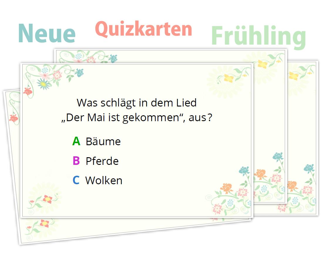 Frühlingsquiz-2 Für Senioren bei Rätsel Für Senioren Zum Ausdrucken