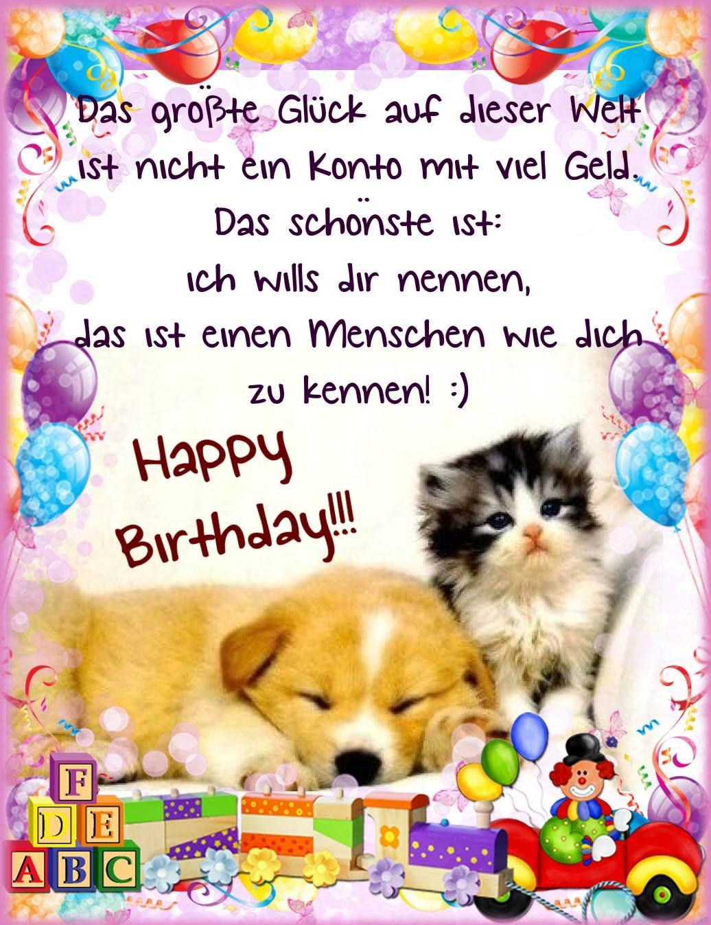 Geburtstagsbilder, Geburtstagskarten Und Geburtstagswünsche ganzes Geburtstagsbilder Für Kinder