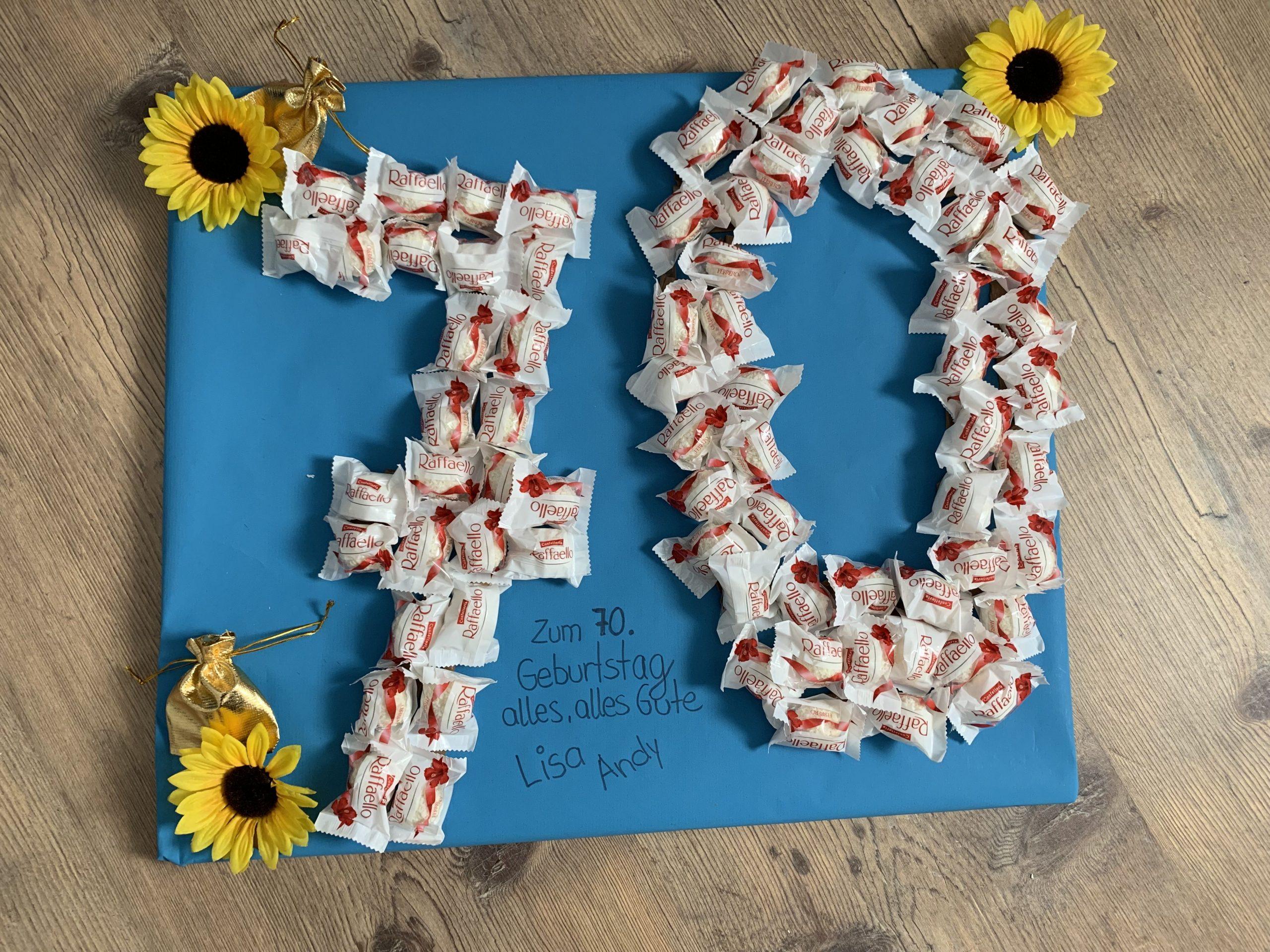 Geldgeschenk Zum 70. Geburtstag Wieviel