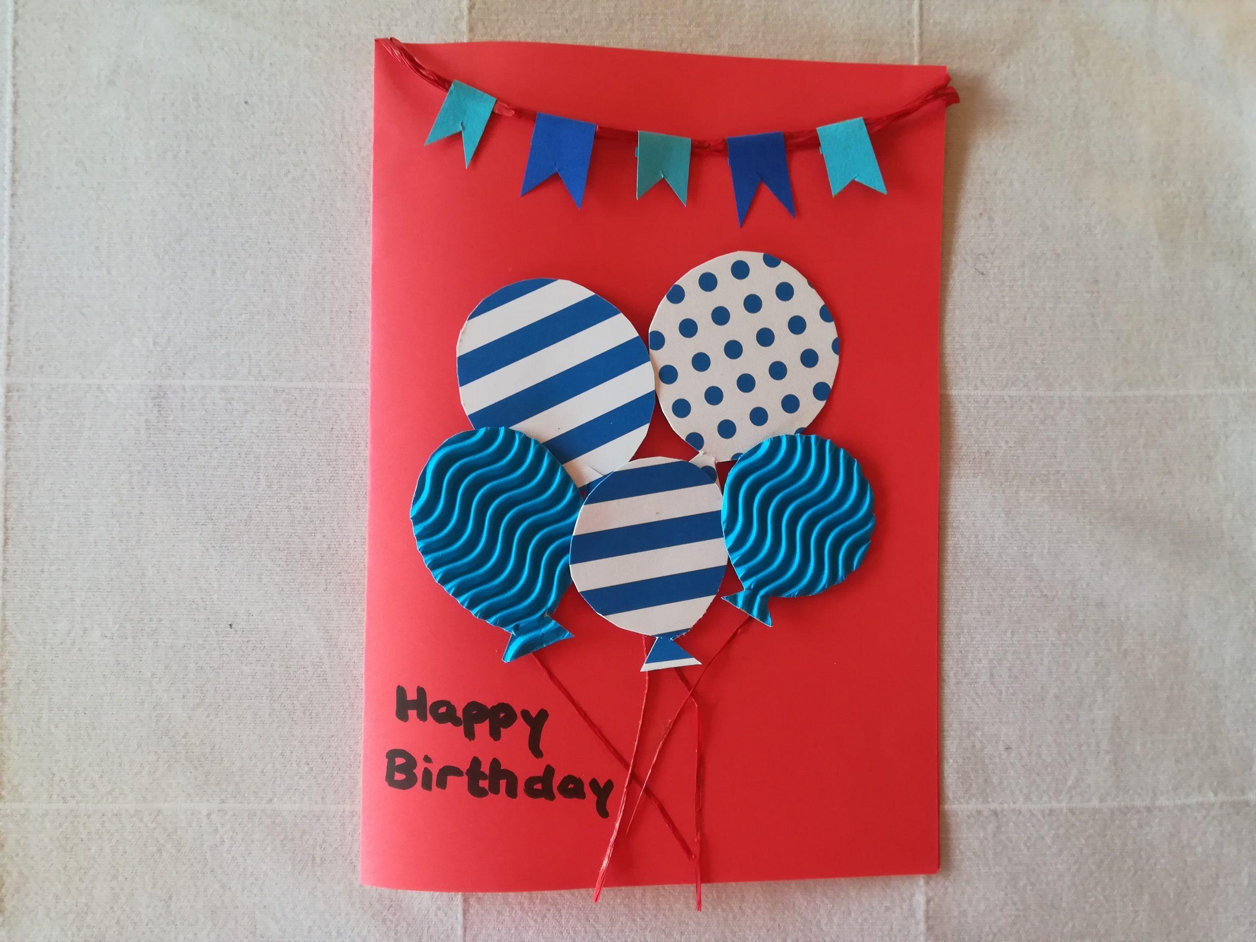 Geburtstagskarte Basteln: 3 Ausgefallene Ideen | Focus.de innen Geburtstagskarten Ideen