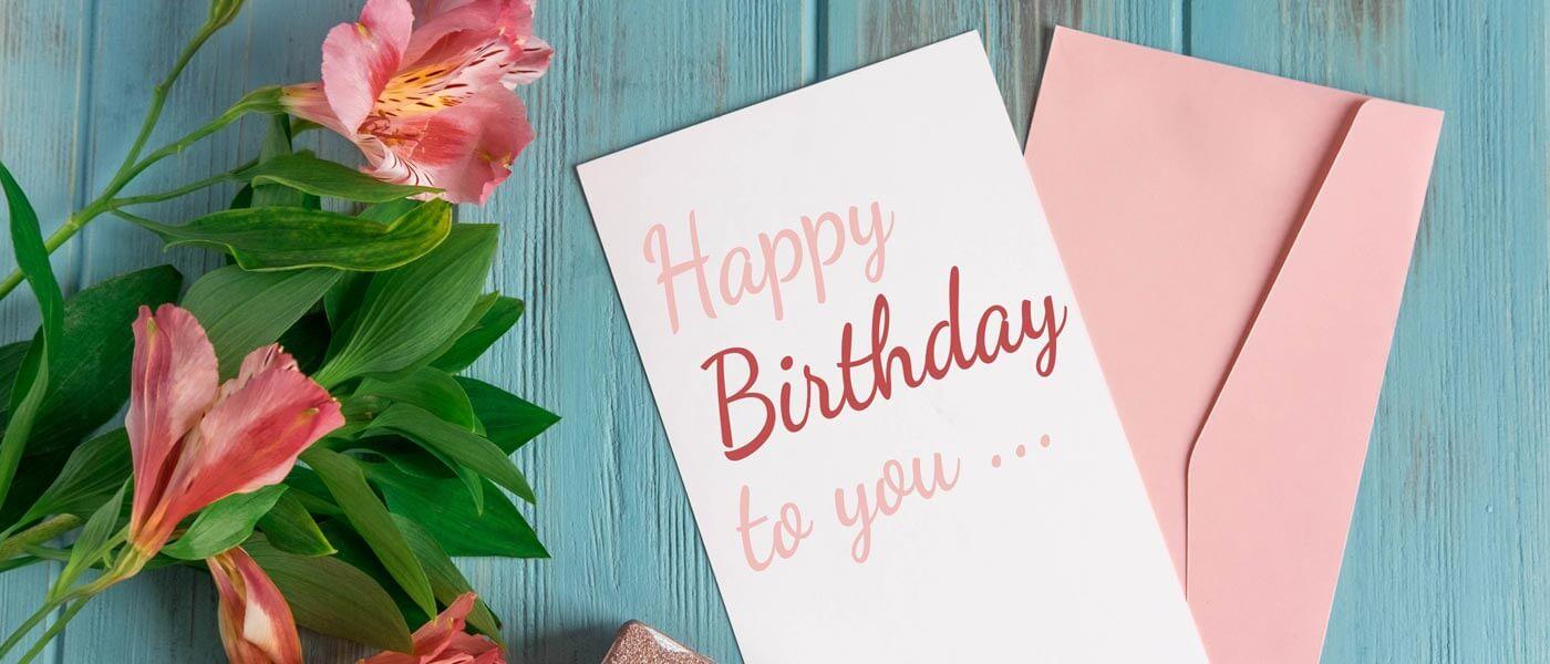 Geburtstagskarten bestimmt für Kostenlose Geburtstag Karten