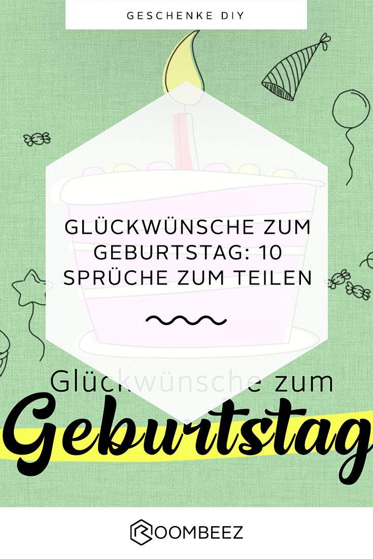 Geburtstagssprüche » 10 Kostenlose Geburtstagskarten für Kostenlose Geburtstagskarten