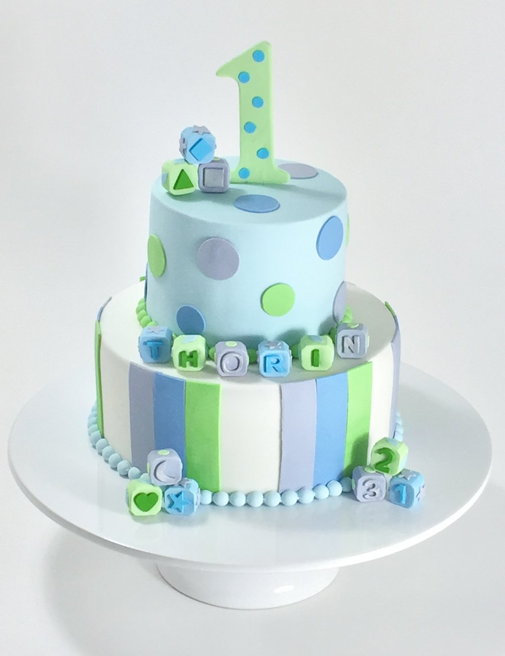 Geburtstagstorte Zum 1. Geburtstag — Barbara Aletter mit Geburtstagstorte Zum 1 Geburtstag