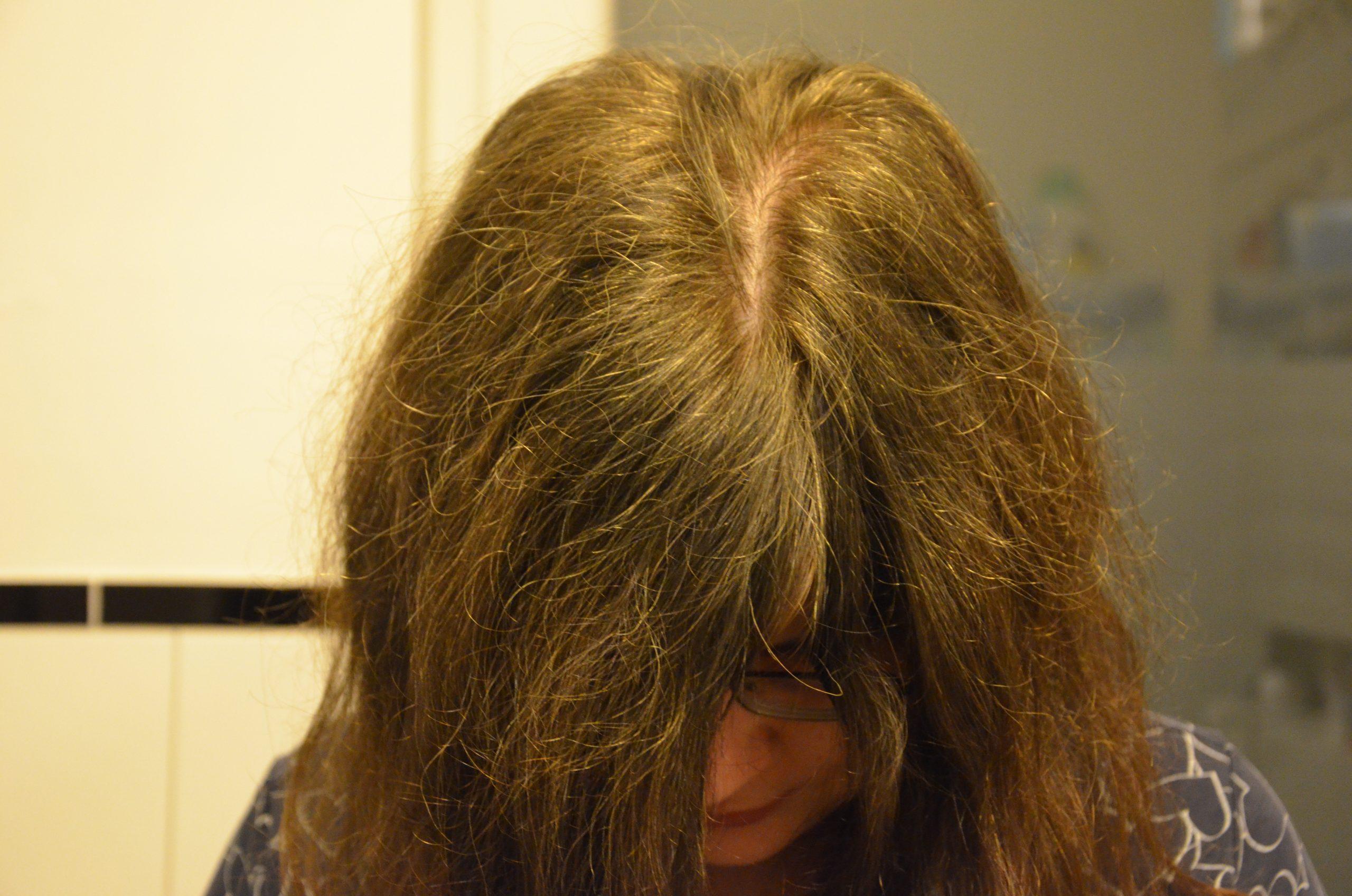 Gegen Das Grau Und Für Mehr Farbe In Meinem Haar - Lavendelblog bei Haare Färben Wie Das Grau Verschwindet
