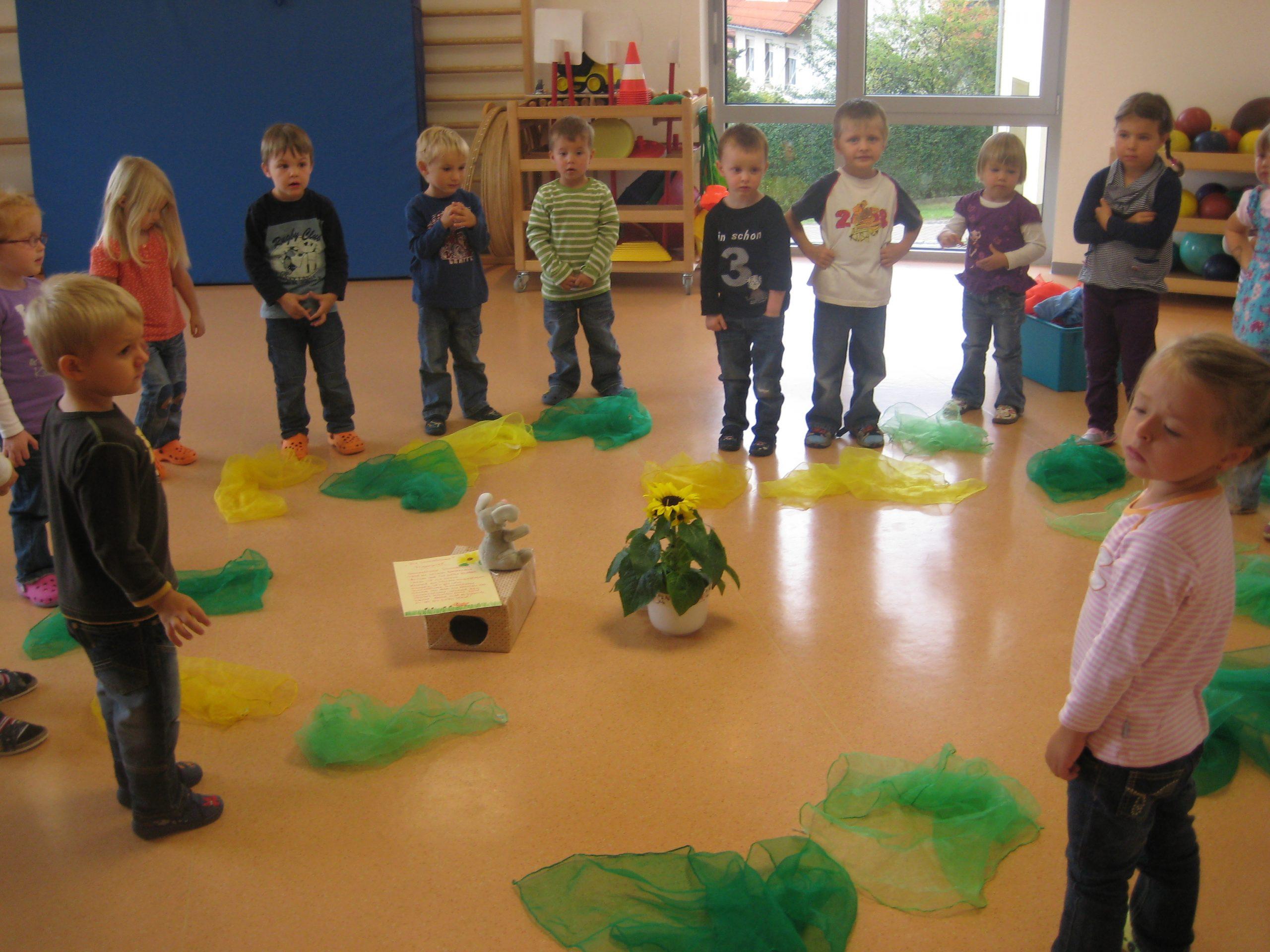 Gemeinde Brigachtal: Unser Pädagogisches Angebot innen Bewegungsspiele Für Kindergartenkinder
