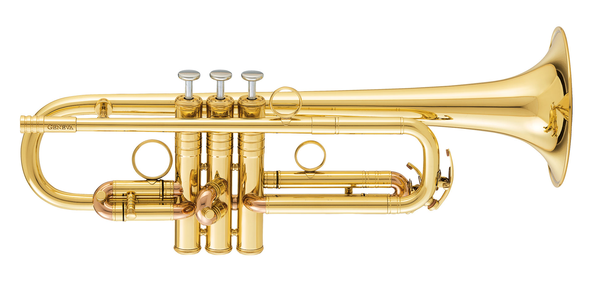 Geneva-C-Trompete Symphonie Lackiert über Trompete Bilder