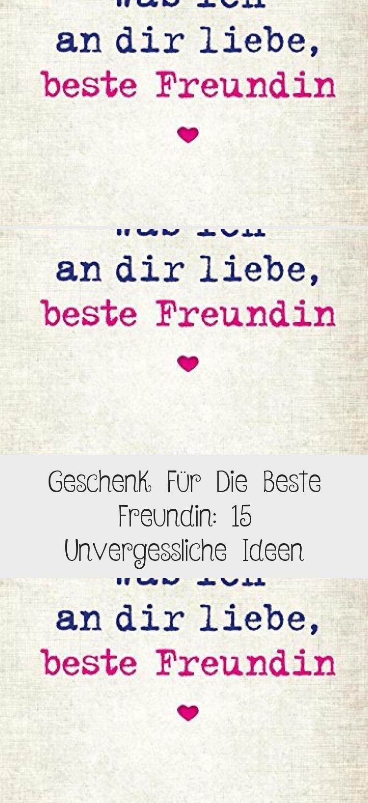 Geschenk Für Die Beste Freundin: 15 Unvergessliche Ideen verwandt mit Geschenk Für Beste Freundin 15