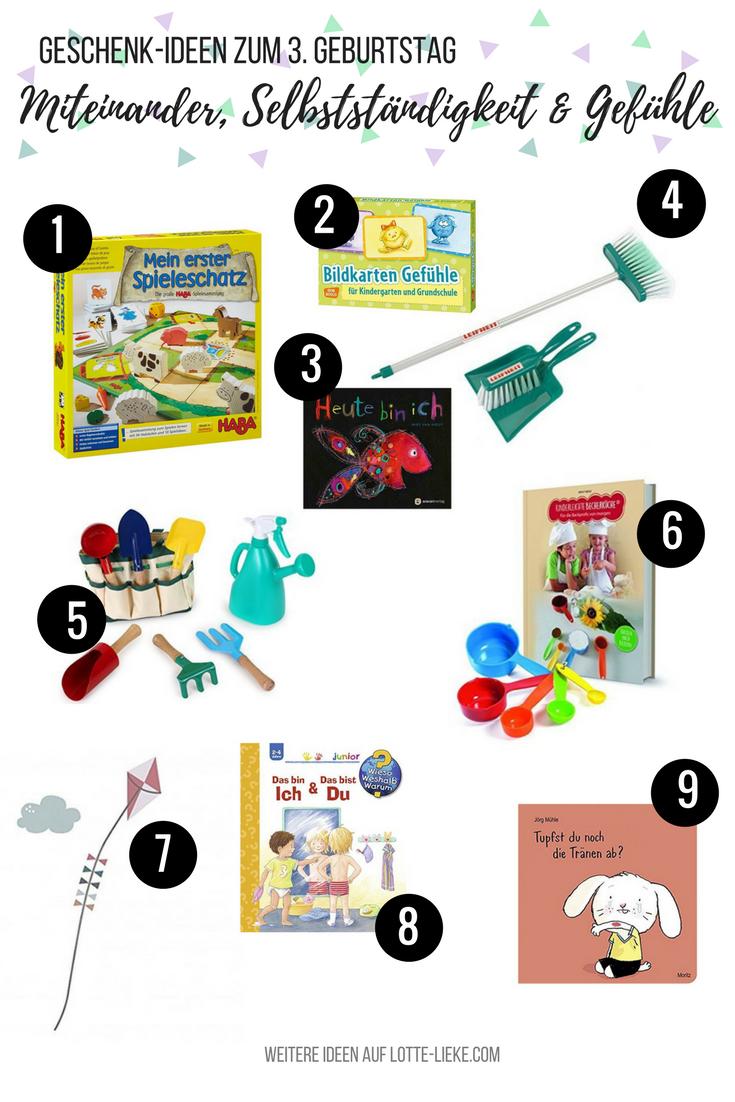 Geschenk-Ideen Für 3-Jährige (Zum Geburtstag Oder innen Geschenk Junge 5 Geburtstag