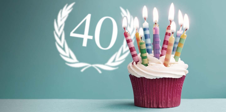 Geschenke Zum 40. Geburtstag: Klassisch Bis Kreativ für 40 Geschenke Zum 40 Geburtstag