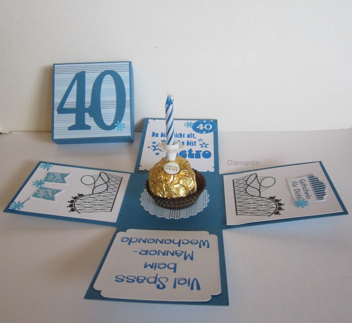 Geschenke Zum 40 Mann. 40 Geburtstag Mann. 40 Geburtstag bestimmt für 40 Geschenke Zum 40 Geburtstag