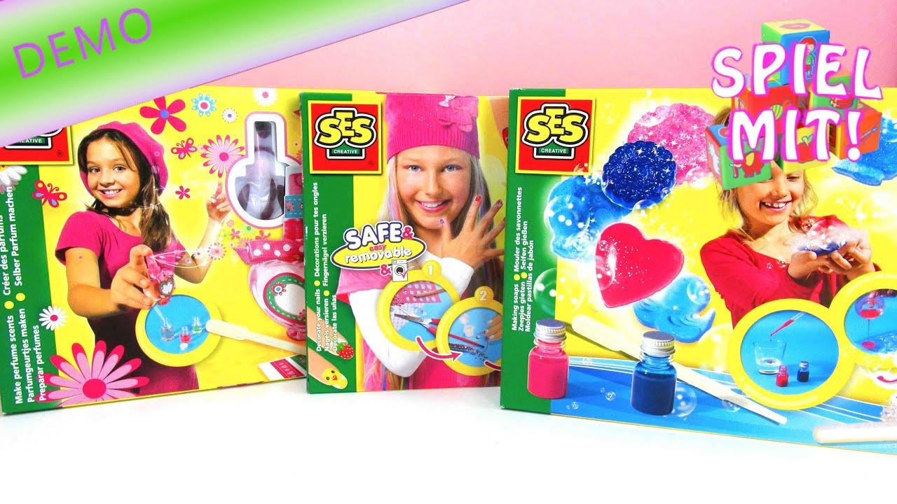 Geschenkideen Für 6 Bis 8 Jährige Mädchen - Kreativsets Von Ses Creative mit Geschenkideen Für 6 Jährige Mädchen