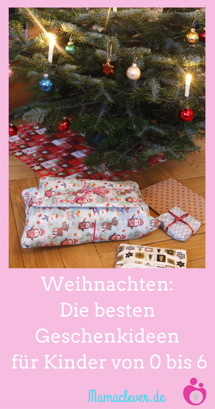 Geschenkideen Zu Weihnachten Für Kinder Bis Sechs Jahre in Weihnachten Für Kindergartenkinder