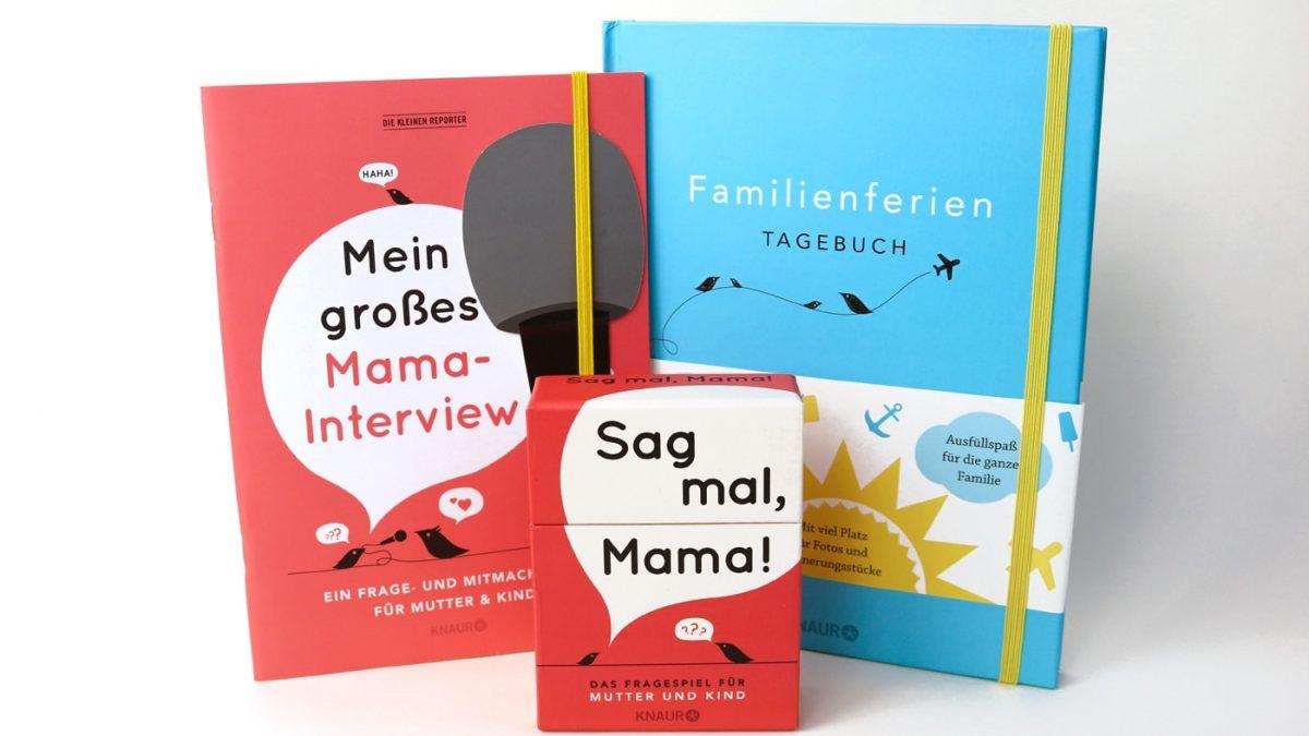 Gewinnspiel: Muttertag-Sets Von Elma Van Vliet // Himbeer ganzes Meine Familie Und Ich De Preisraetsel