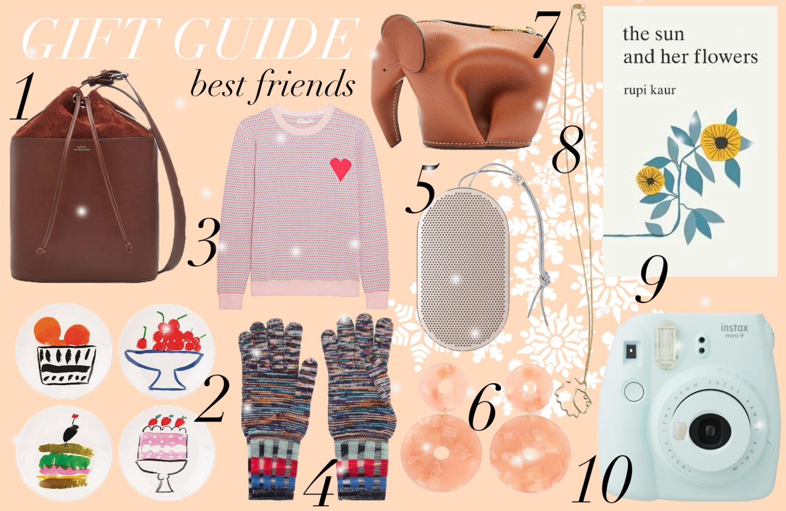 Gift Guide: Geschenke Ab 15 Euro Für Die Beste Freundin innen Geschenk Für Beste Freundin 15
