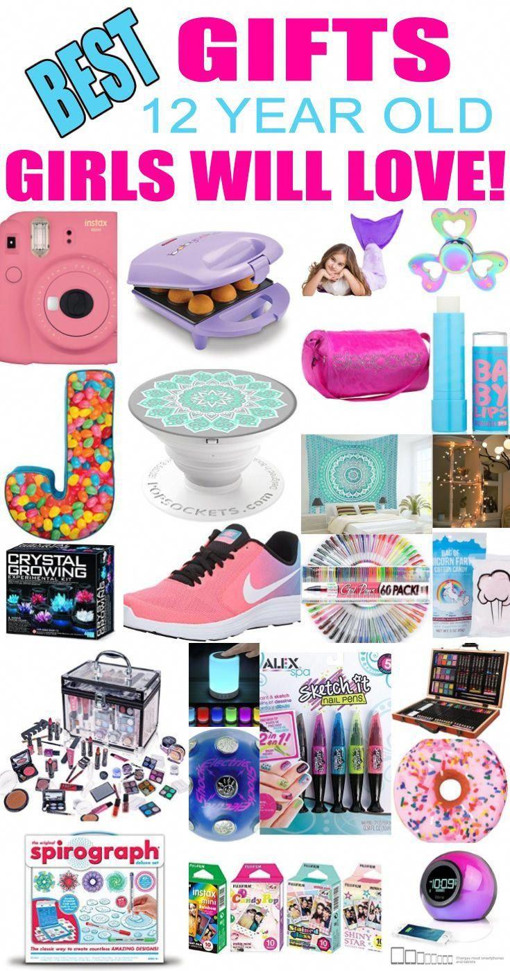 Gifts 12 Year Old Girls! Best Gift Ideas And Suggestions For bei Geburtstagsgeschenke Für Mädchen 12 Jahre