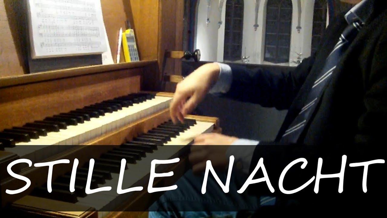 Gl 249: Stille Nacht, Heilige Nacht (Mit Chor, Bläsern Streichern),  Christmette 2018 ganzes Stille Nacht Heilige Nacht Spanisch