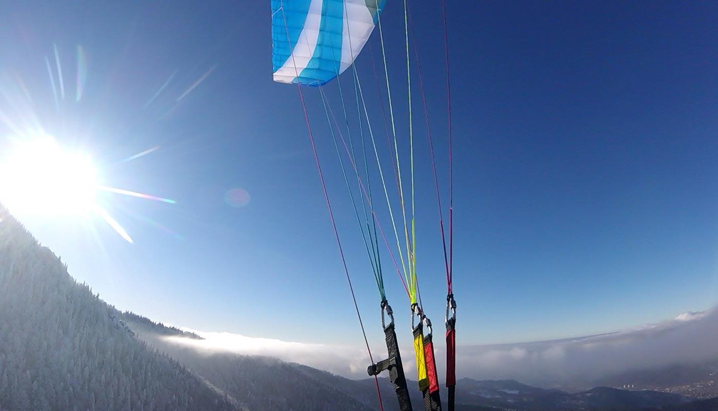 Gleitschirmflugschule Skytec Paragliding Lernen Im Schwarzwald bei Gleitschirmfliegen Schwarzwald