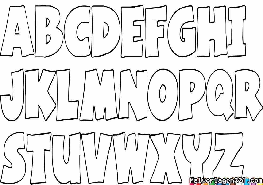 Graffiti Buchstaben Vorlagen A Z Schön Buchstaben Vorlagen für Graffiti Buchstaben Vorlagen