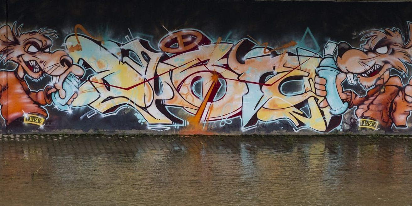 Graffiti Schrift - Abc / Alphabet - Alle Buchstaben Zeichnen in Graffiti Alphabet Lernen
