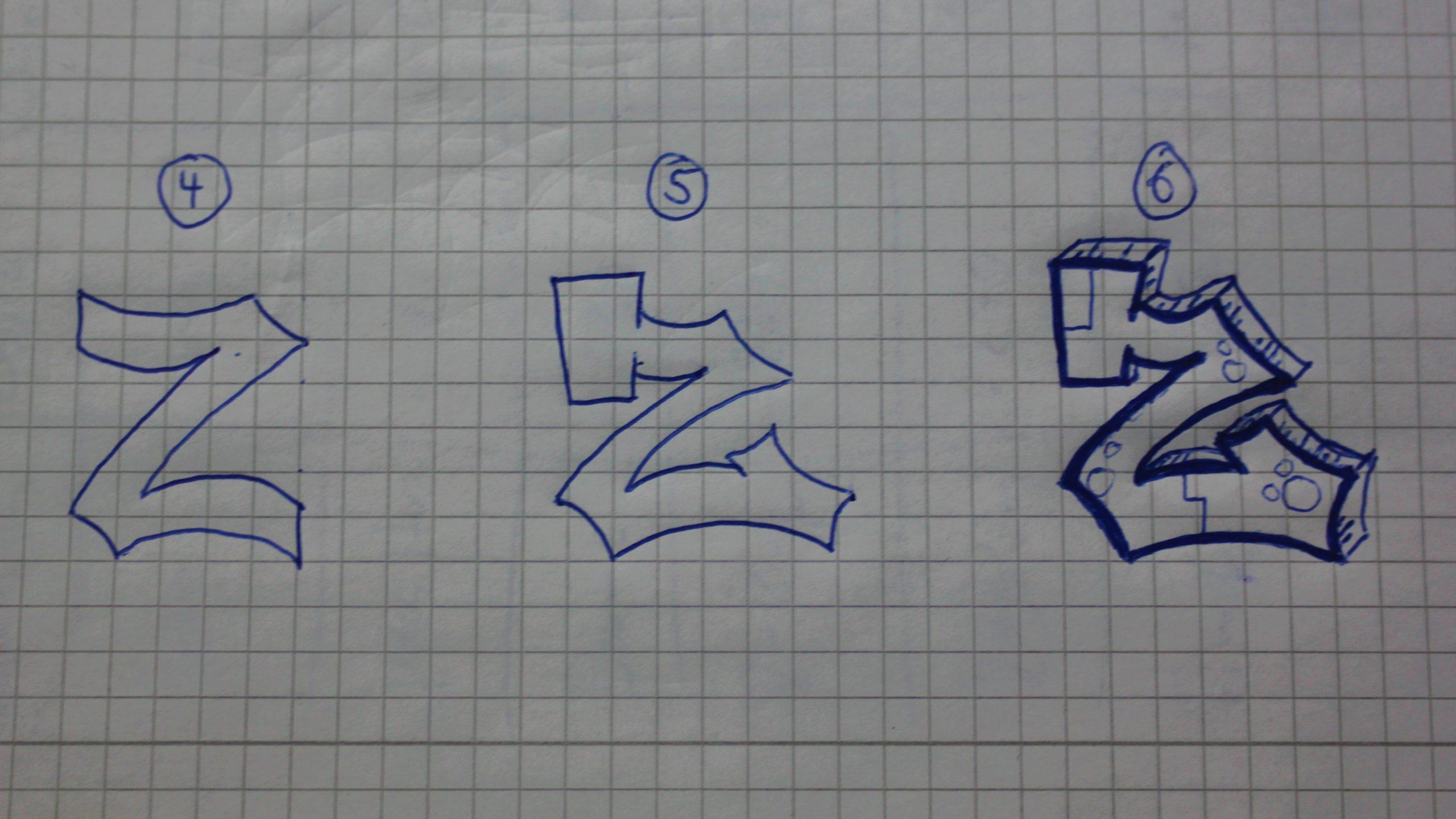 Graffiti-Schrift Lernen: Die Besten Tipps & Tricks | Focus.de bestimmt für Graffiti Alphabet Lernen