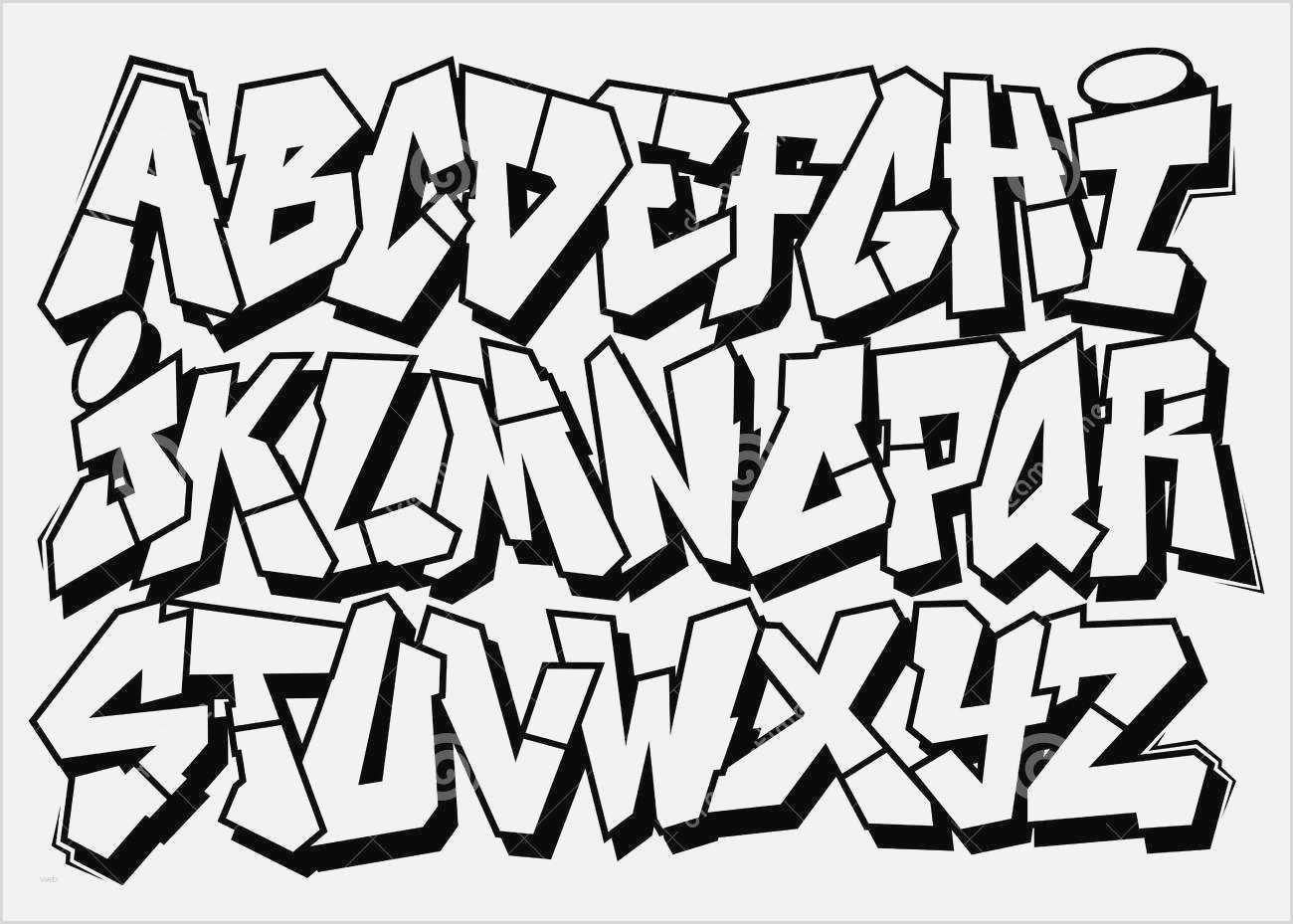 Graffiti Schrift Vorlagen Erstaunlich Buchstaben Graffiti für Graffiti Buchstaben Vorlagen