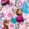 Graham & Brown Tapetenmuster Eiskönigin Anna & Elsa Rosa für Anna Und Elsa Bilder