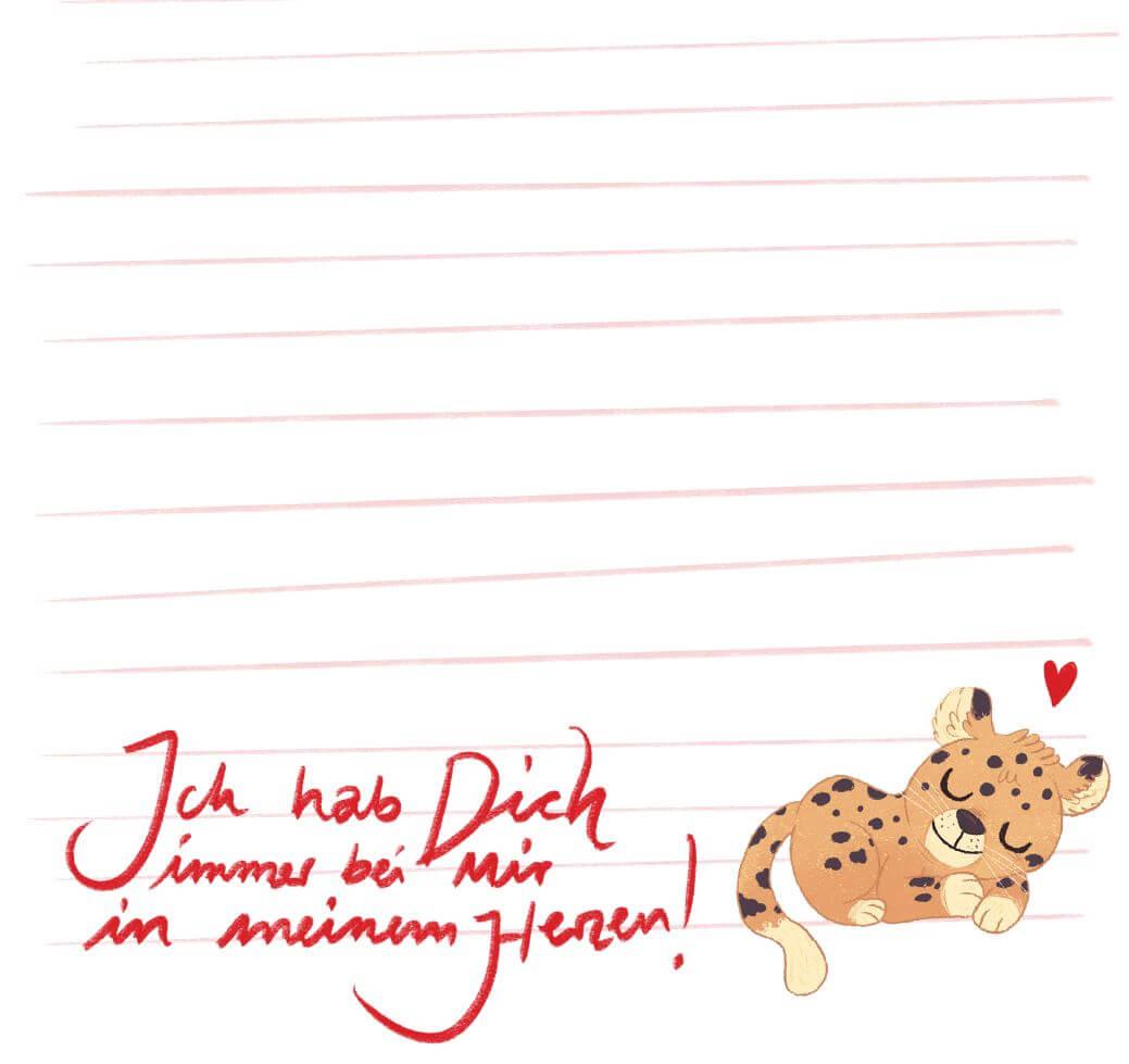Gratis Briefpapier-Vorlagen Für Briefe Von Herzen | Framily verwandt mit Briefpapier Kostenlos