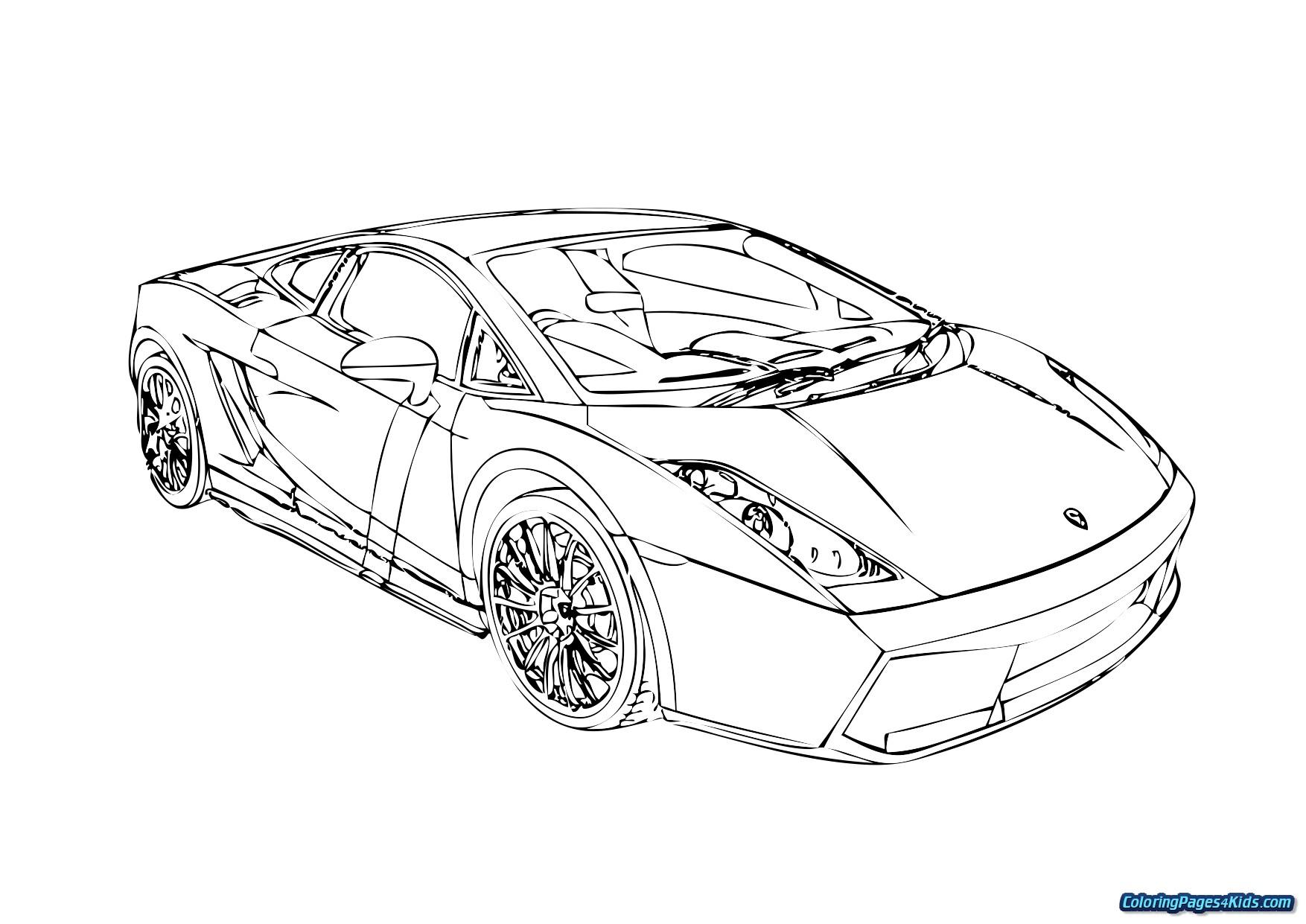 Gratis Malvorlagen Lamborghini | Coloring And Malvorlagan verwandt mit Malvorlagen Lamborghini