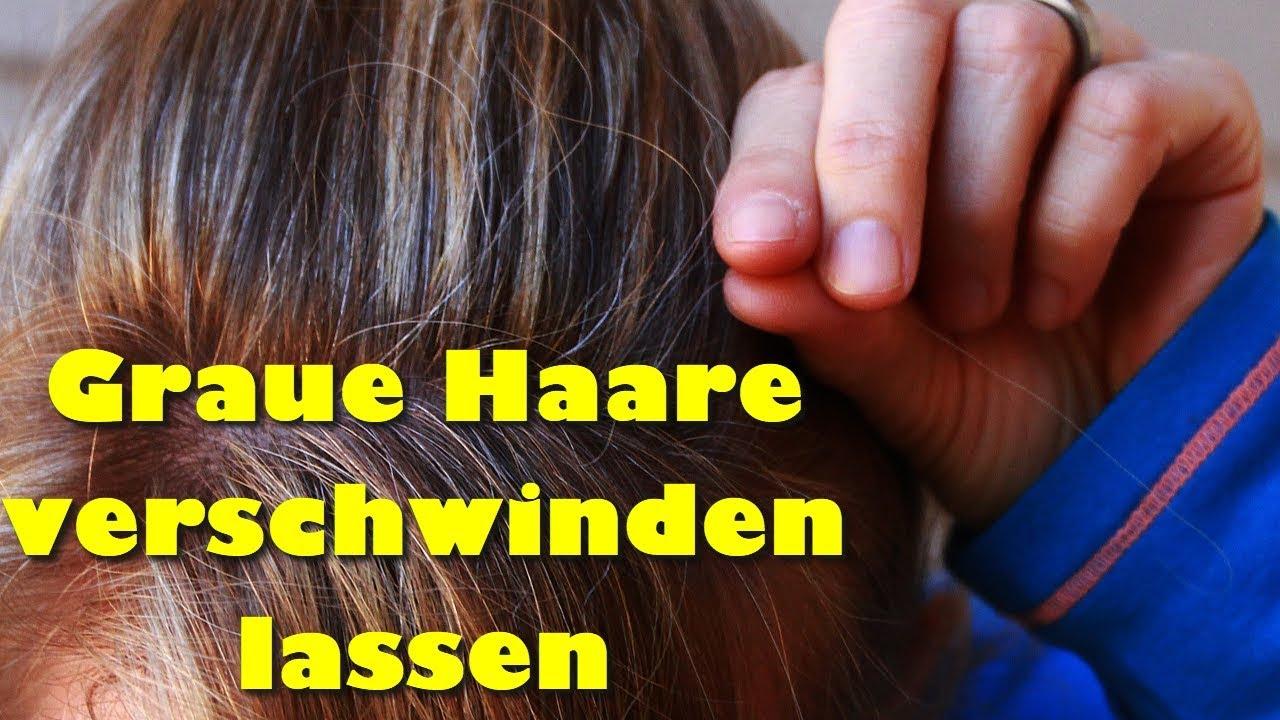 Graue Haare Verschwinden Lassen Mit Kartoffelschalensud bei Haare Färben Wie Das Grau Verschwindet