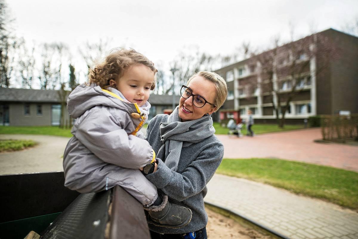 Große Nachfrage Nach Kuren Für Eltern Und Kinder | Nrz.de | für Mutter Kind Kur Techniker Krankenkasse