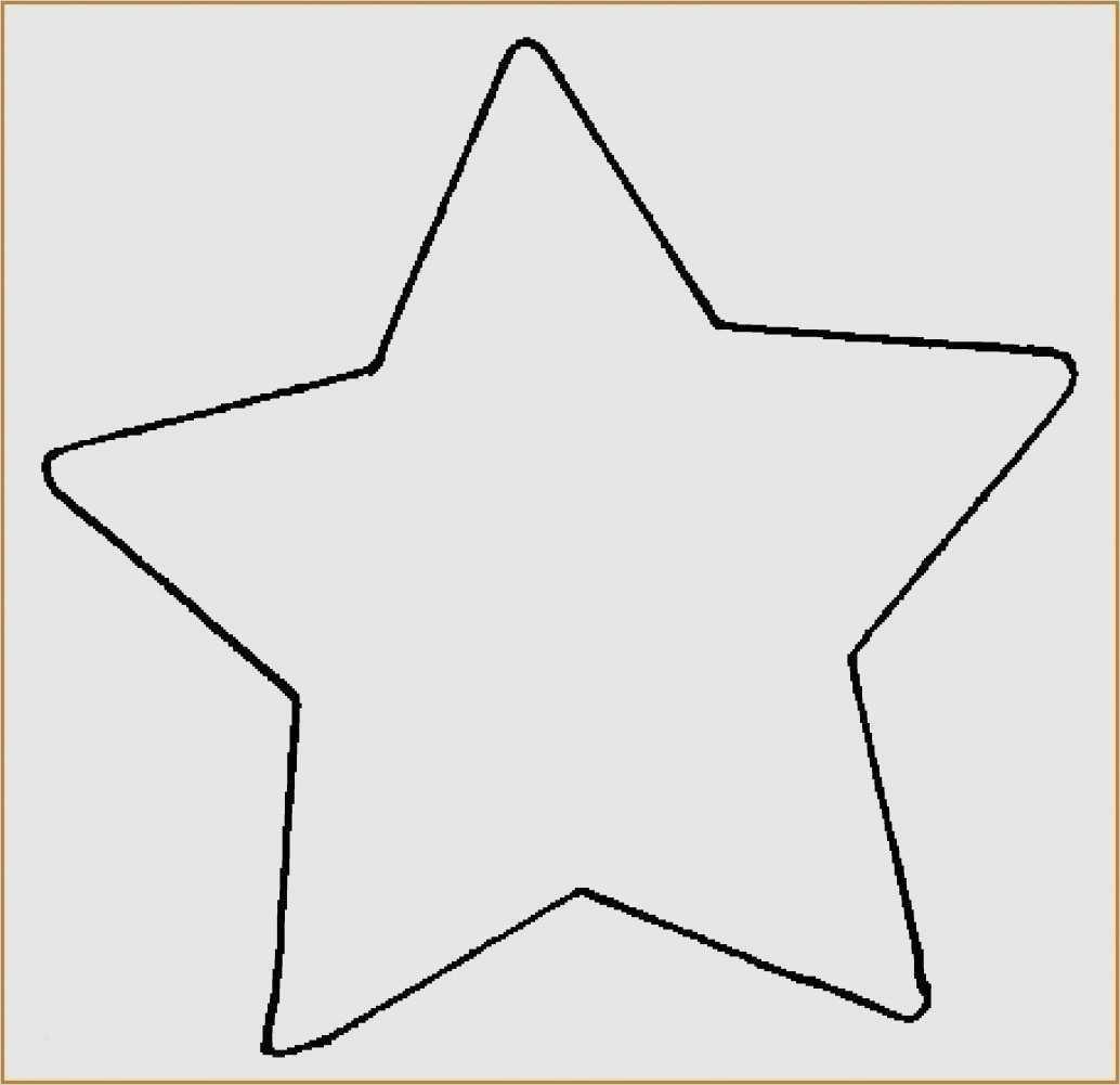 Großer Stern Vorlage 16 Inspiration Jene Können Einstellen bei Druckvorlage Stern