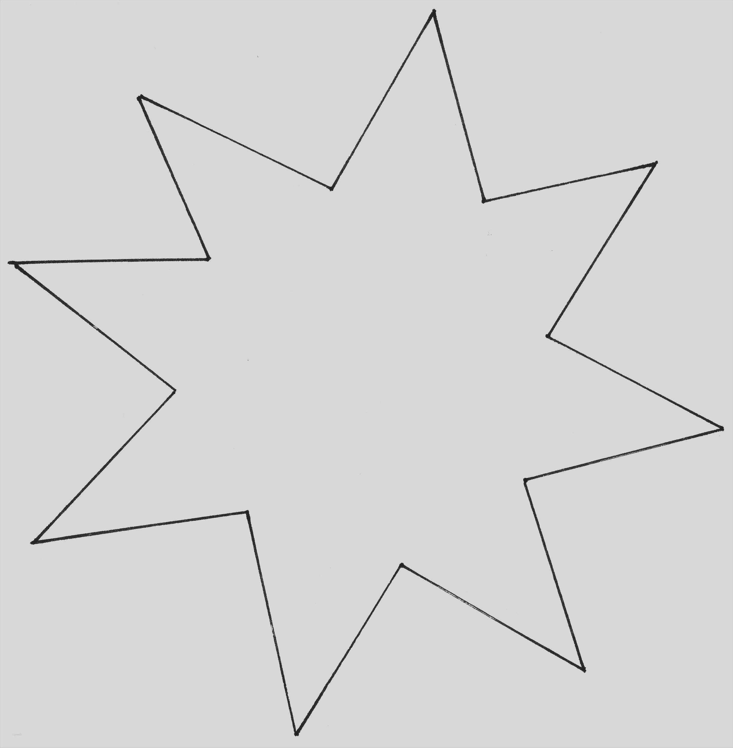 Großer Stern Vorlage 16 Inspiration Jene Können Einstellen in Druckvorlage Stern