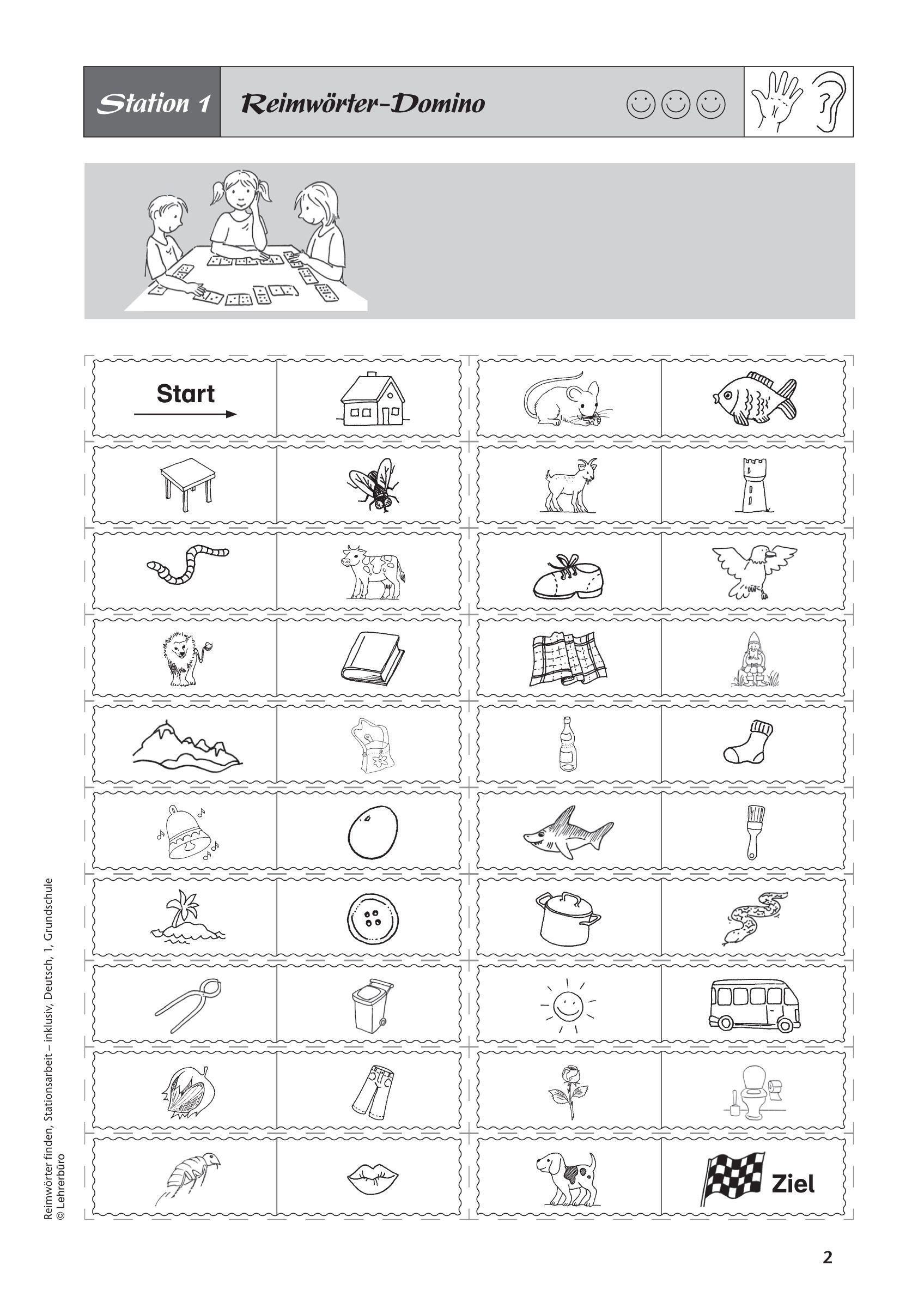 Grundschule Deutsch Arbeitsblätter Arbeitsblatt Vorschule bei Arbeitsblätter 1 Klasse Deutsch Zum Ausdrucken