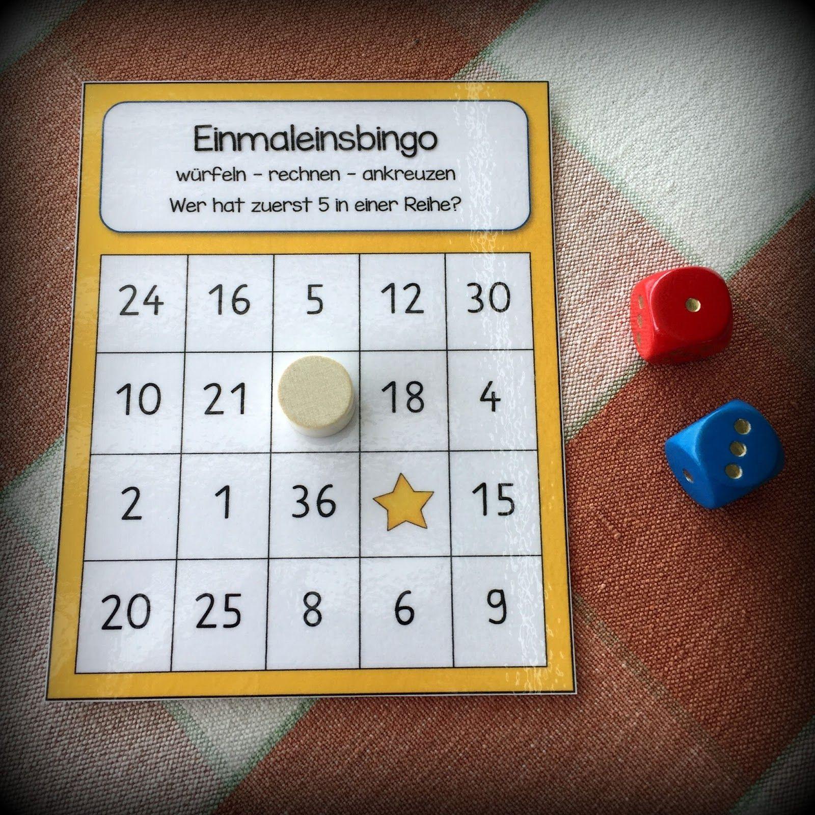 Grundschule Material Kostenlos Arbeitsblätter   Mathespiele bestimmt für Lernspiele Deutsch Grundschule Kostenlos
