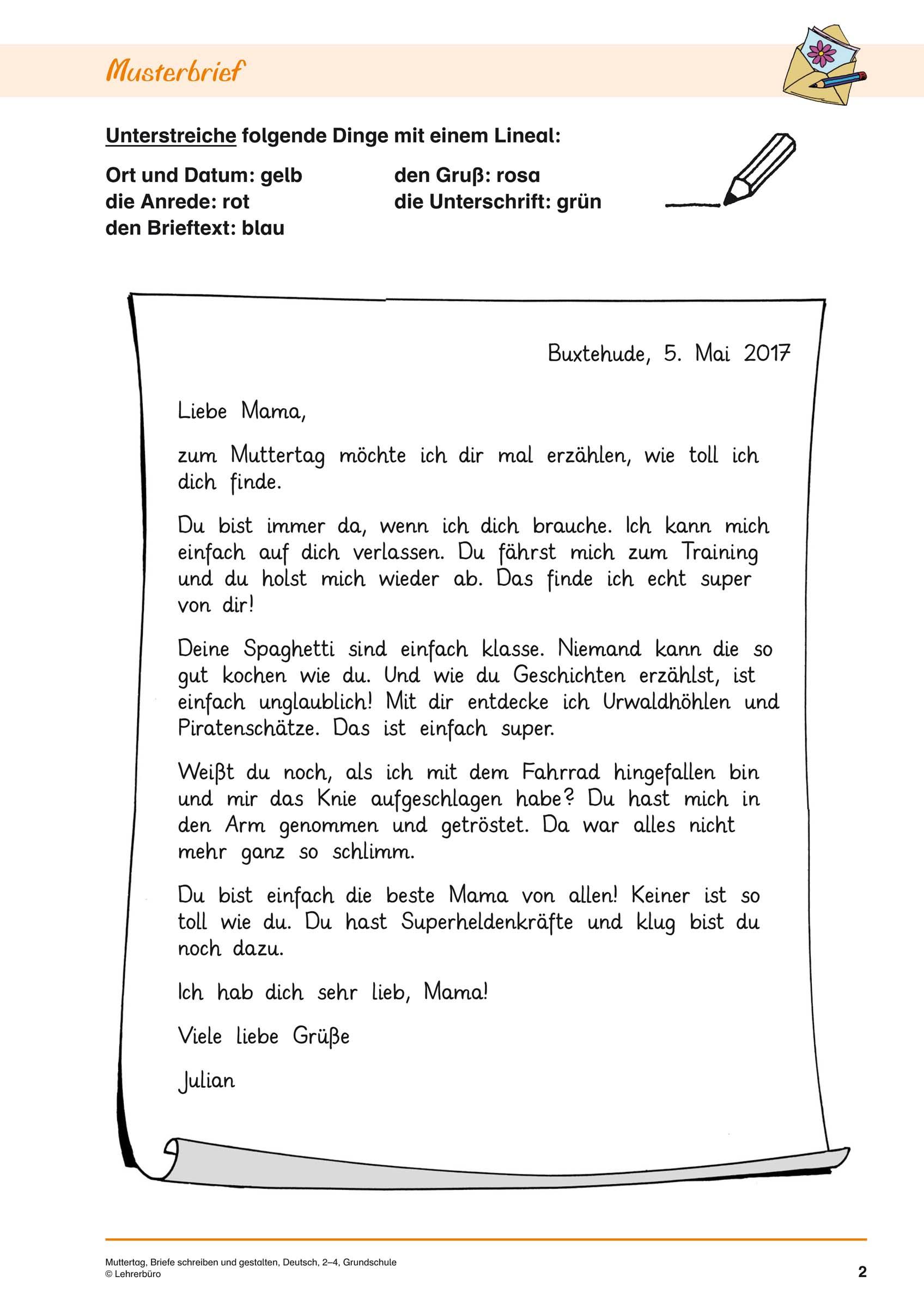 Grundschule Unterrichtsmaterial Deutsch Schreiben innen 4 Klasse Deutsch Geschichte Schreiben