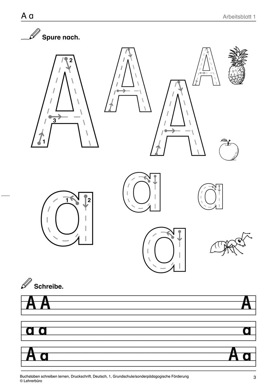 Grundschule Unterrichtsmaterial Deutsch Schriftsprache verwandt mit Schreiben Lernen Übungen