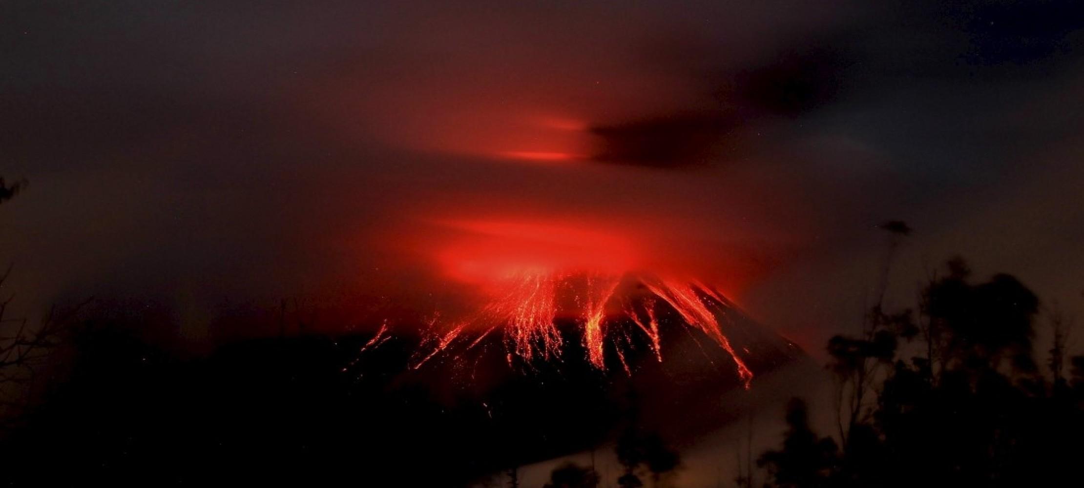 Guatemala: Warum Brechen Vulkane Aus? verwandt mit Was Passiert Bei Einem Vulkanausbruch